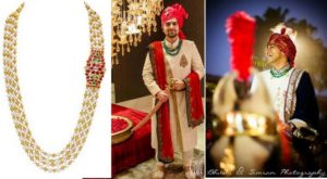 Grooms / Dulha / Mens Wedding Accessories & Jewellery Designs 2018
