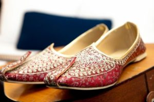 Read more about the article Groom Wedding Footwear  – Indian Mojari, Sandal, Chappal, Shoes Designs