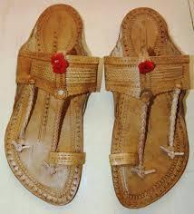 kolhapuri men chappal Groom Wedding footwear