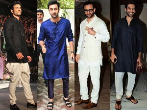 3 Must have latest pathani kurta suits for Wedding & Party wear