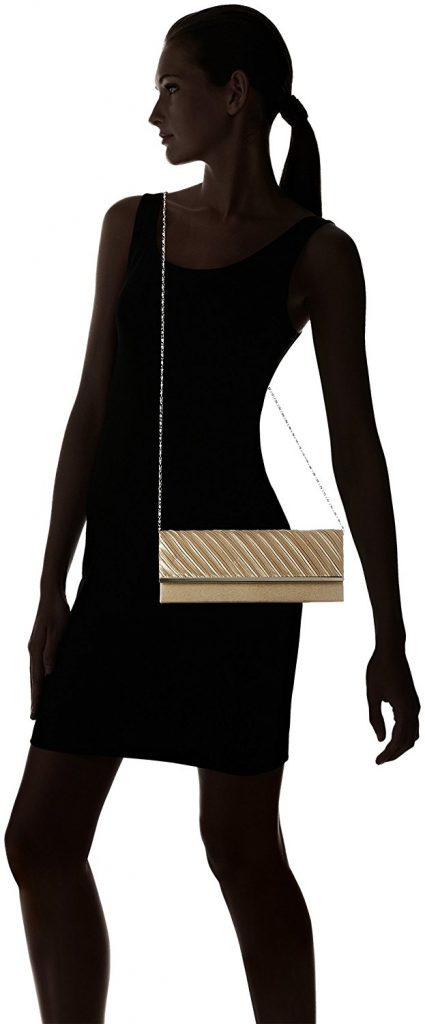 Lino Perros Gold Clutch
