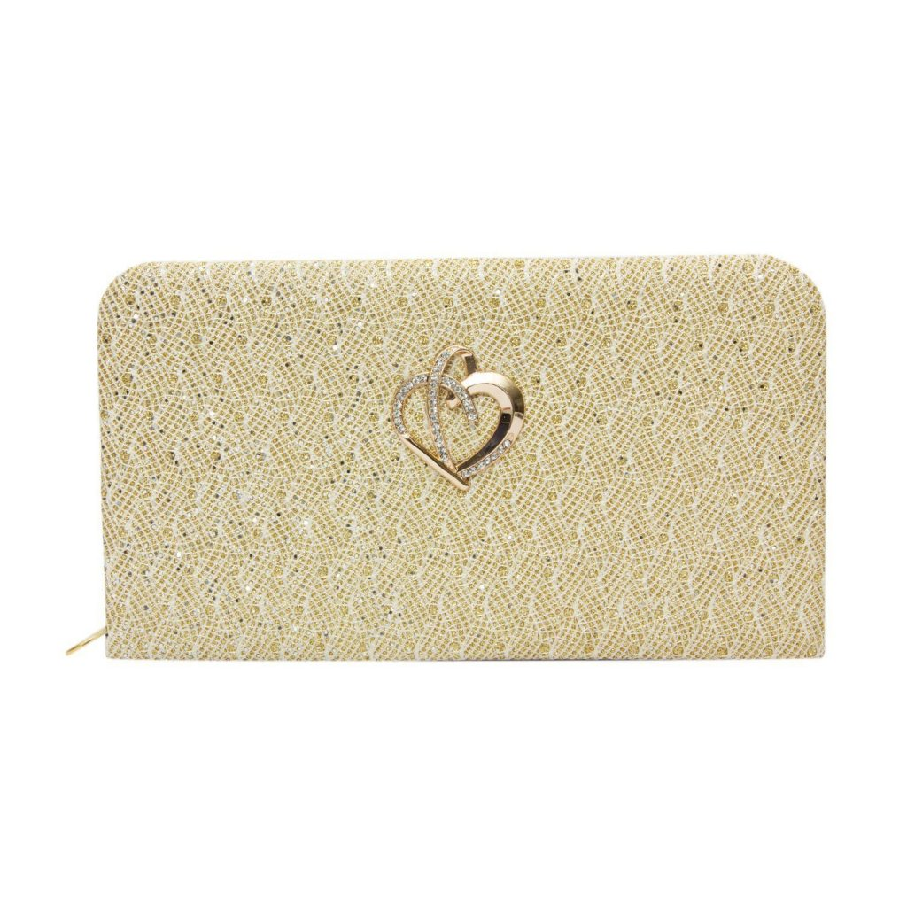 Beige color Clutch
