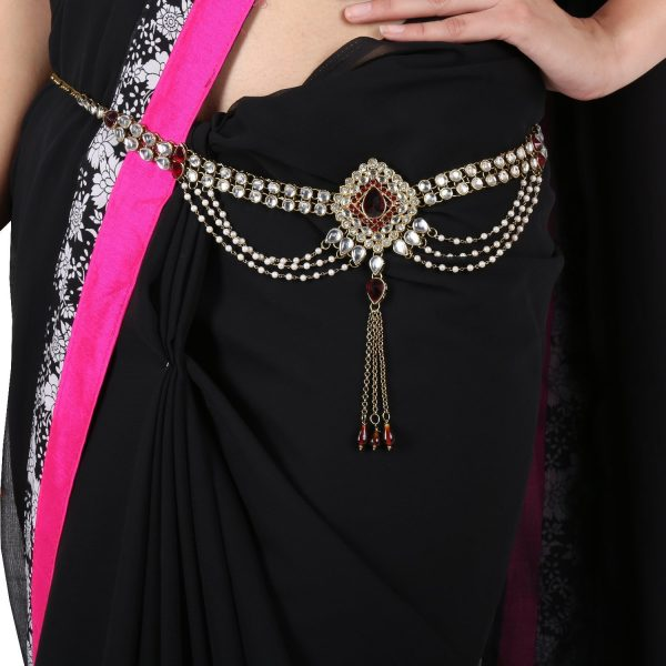 Belly Chain for Saree