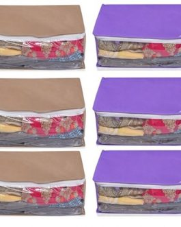 Set of 12 Saree Cover in Non Woven Material