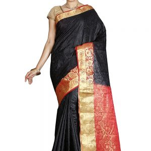 Kanjivaram Artificial Silk Saree