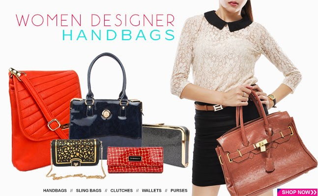 Handbags & clutches for Women