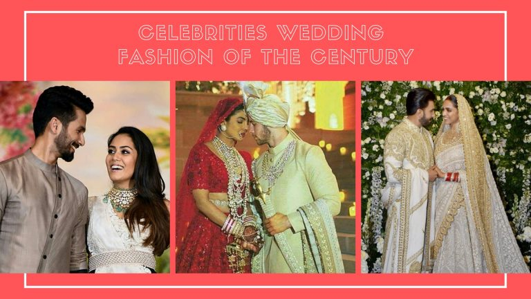 Celebrities Wedding Fashion of the Century