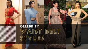 7 Styles of Celebrity Waist Belt