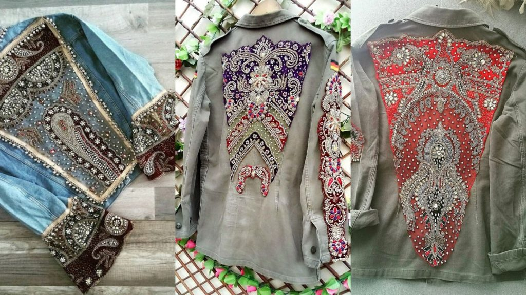 Create Decorative Pieces from Mens Wedding Outfits